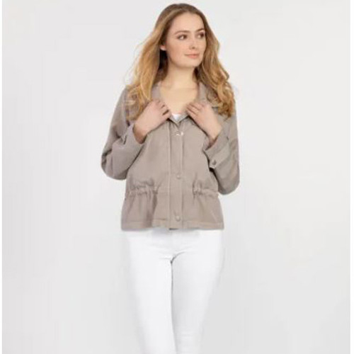 Sand Soft Touch Lyocell Jacket