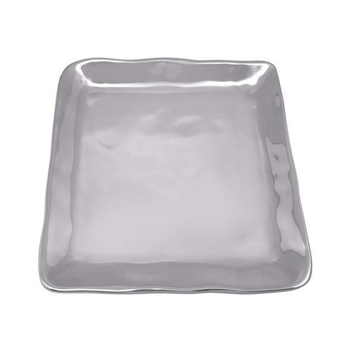 Shimmer Small Square Plate