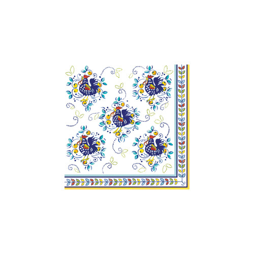 "Patterned Paper Napkins 10"" x 10""- Florence"