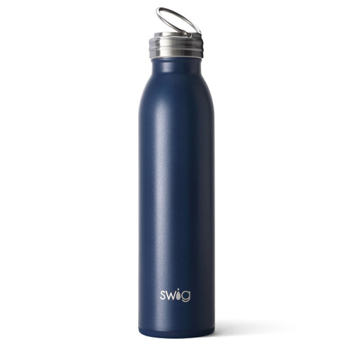 Matte Navy Bottle (20oz)