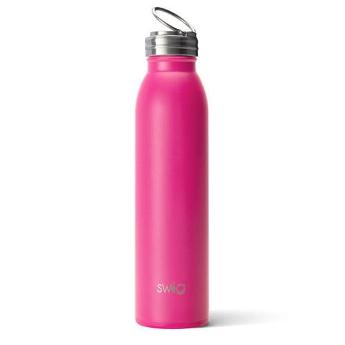Matte Hot Pink  Bottle (20oz)