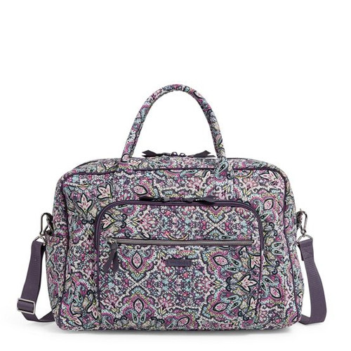 Weekender Travel Bag- Bonbon Medallion