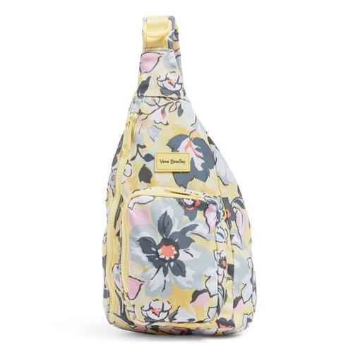 Reactive Mini Sling Backpack-Sunny Garden
