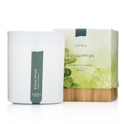 Eucalyptus Candle, 9.0 oz
