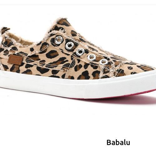 Babalu Slip On Sneaker - Leopard