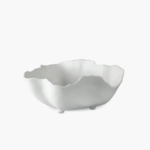 VIDA Nube bowl (lg) white