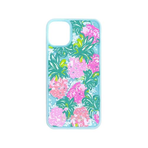 iPhone Case 11 Glitter Pineapple Shake