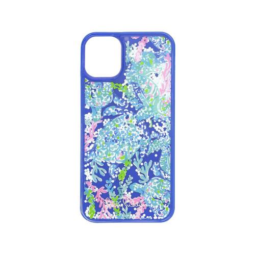iPhone Case 11 Glitter Turtle Villa