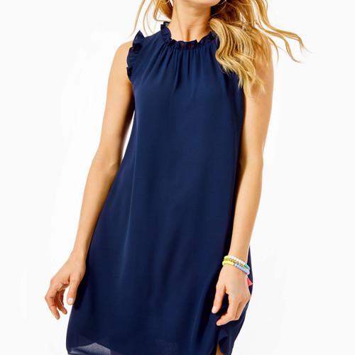 Talisa Dress True Navy