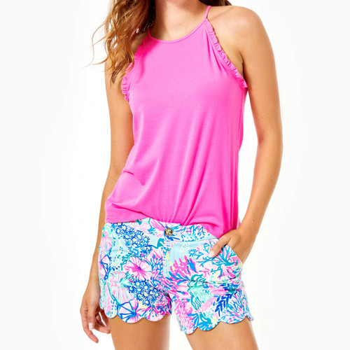 Buttercup Knit Short Multi Beach You To It