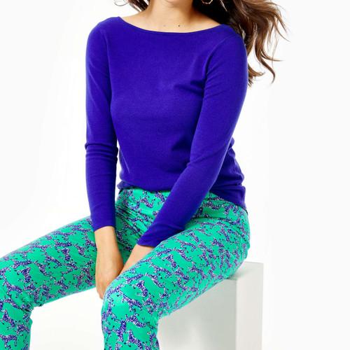 Liora Sweater Galaxy Blue