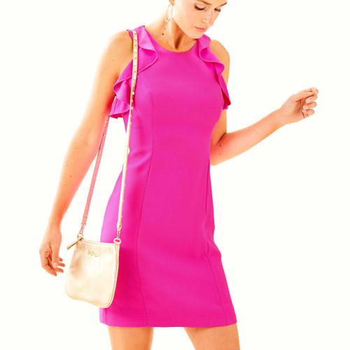Britnee Stretch Shift Dress