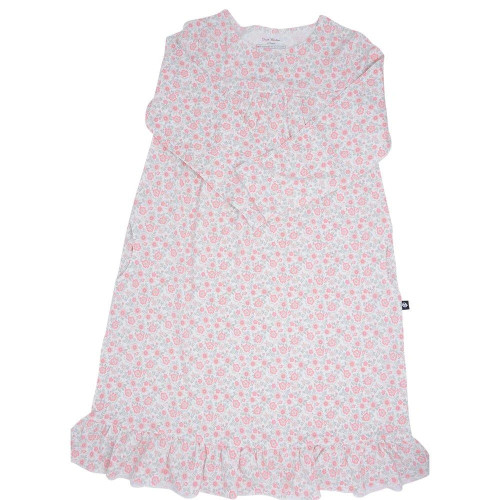 Boho Dress Flower Pink