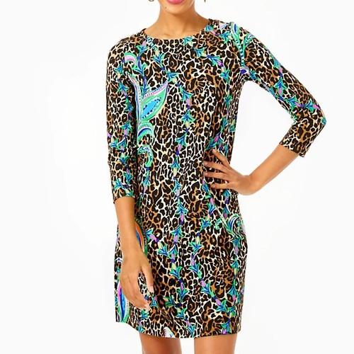 Ophelia Dress Multi Best Kept Secret Engineered