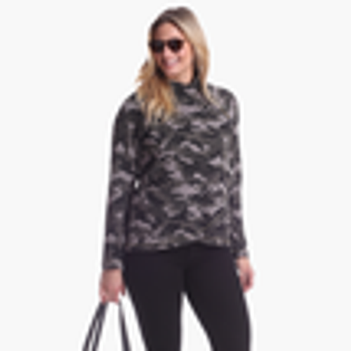 Lexington Sweatshirt Black Camo