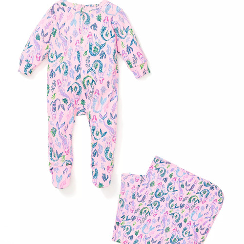 Joss Baby Set   Pink Blossom   Girls Night Out Cl9