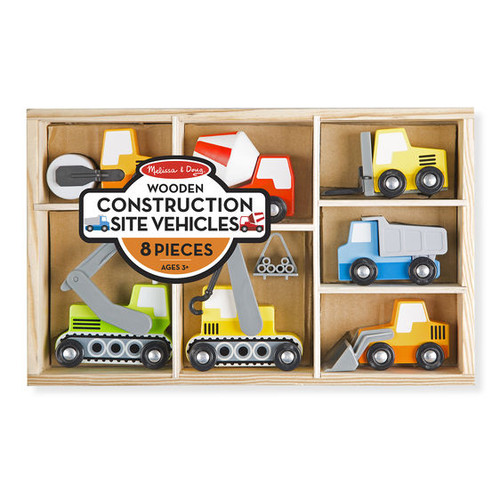 Wooden Construction Site Vehicles-3180