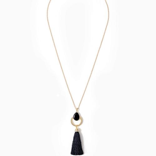 Get Wild Necklace   Onyx