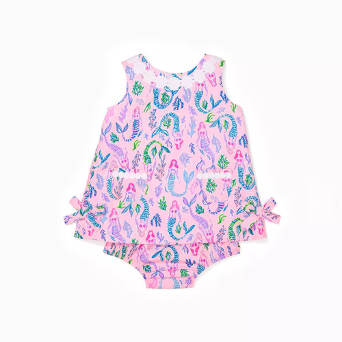 Baby Lilly Shift   Pink Blossom   Girls Night Out