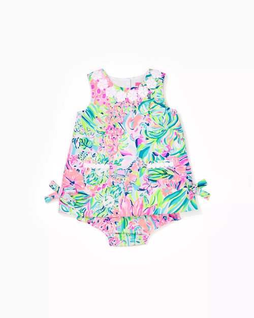 Baby Lilly Shift Dress   Multi    Lillys Favorite Things