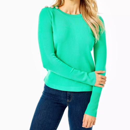 Morgen Sweater Juniper Green