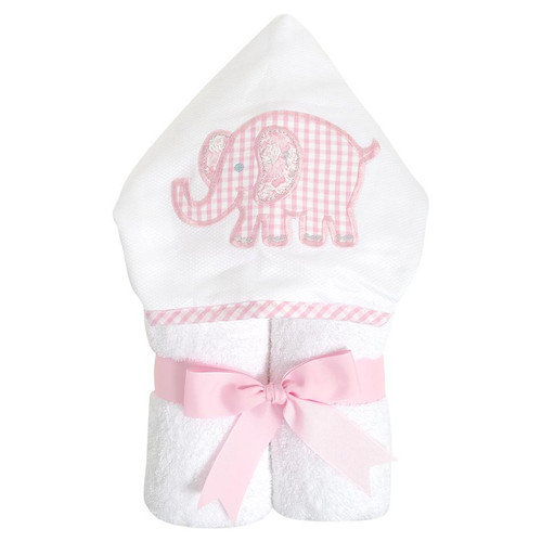 Pink Elephant Everykid Towel