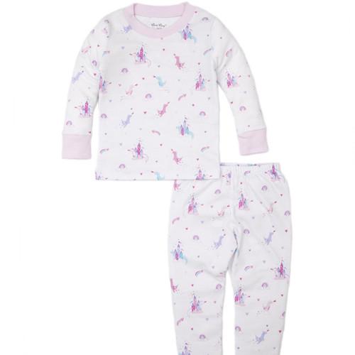 Rainbow Castles Pajama Set Snug PRT