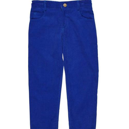 Blue Corduroy Jean