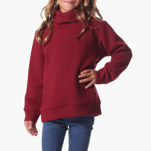 Brandy Pullover Red Star