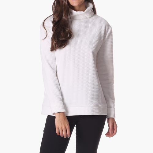 Brandy Pullover White Star