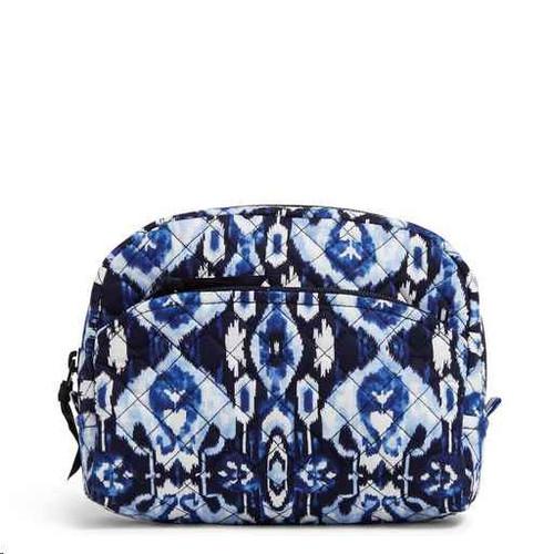 Medium Cosmetic Bag  Ikat Island