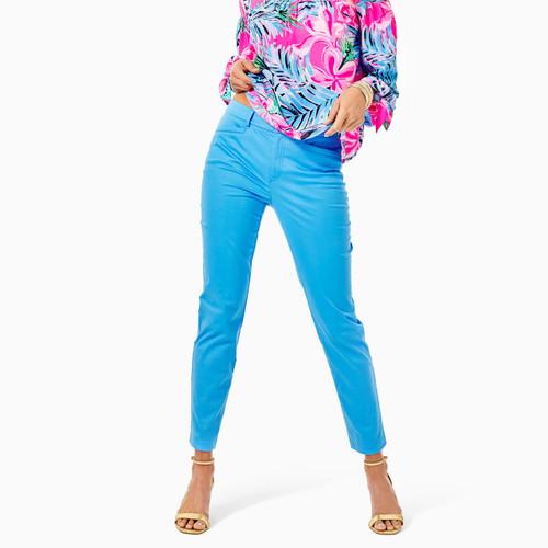 Kelly Stretch Pant Zanzibar Blue