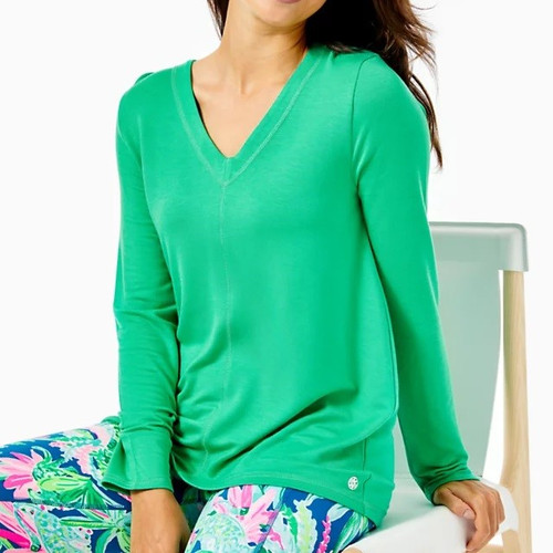 Areli Pullover Agave Green