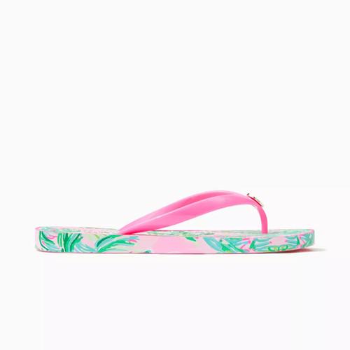 Pool Flip Flop Pink Blossom Suite Views Shoe