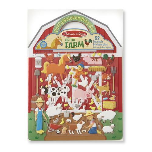 Puffy Sticker - Farm-9408