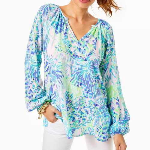 Willa Top Multi Shell Of A Party