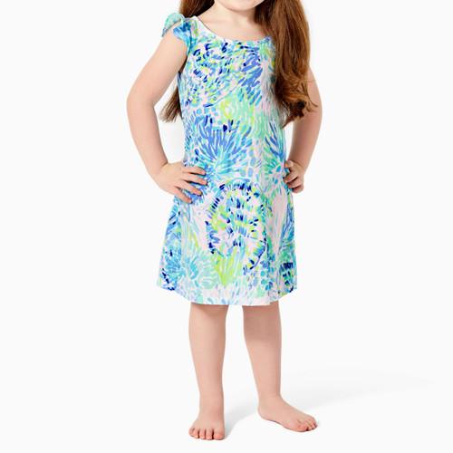 Ella Dress Multi Shell Of A Party