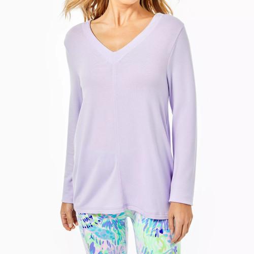 Areli Pullover Light Lilac Verbena