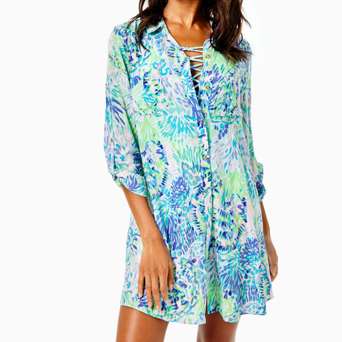 Natalie Coverup Multi Shell of A Party