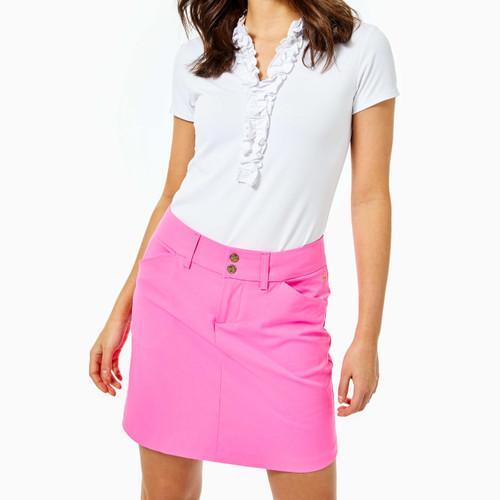 UPF 50+ Luxletic Sybil Skort Cockatoo Pink