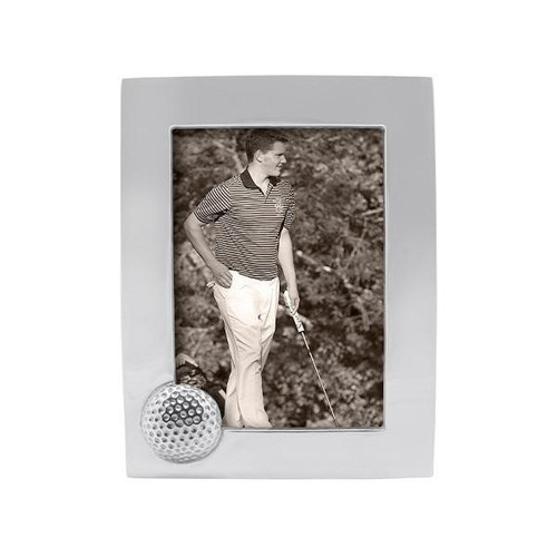 Golf Ball 5 x 7 Frame