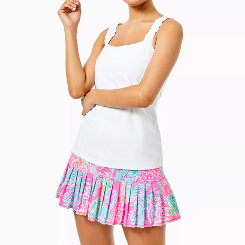 Taye Skort UPF 50+ Prosecco Pink Seaing Things