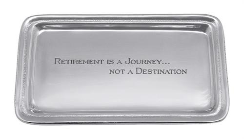 RETIREMENT IS A JOURNEY Signatu-4600RT