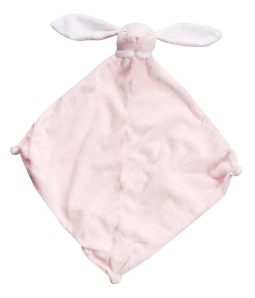 Pink Bunny Blankie Lovie