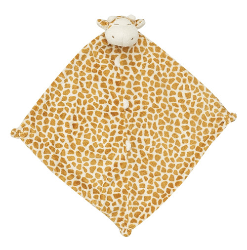Tan Giraffe Blankie Lovie