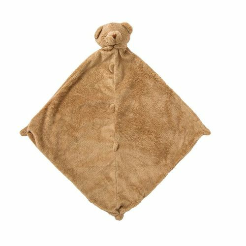 Brown Bear Blankie Lovie