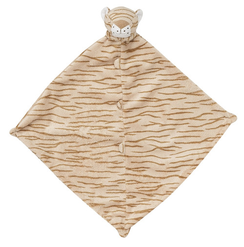 Brown Tiger Blankie Lovie