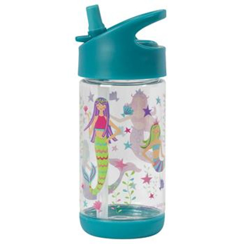 Mermaid Flip Top Bottle