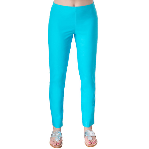 Gripe Less Pant- Turquoise