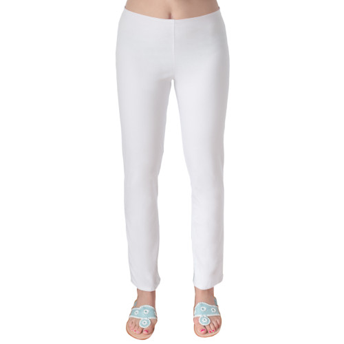 Gripe Less Pant- White